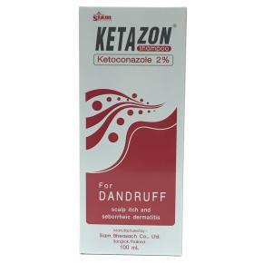 Ketazon Shampoo